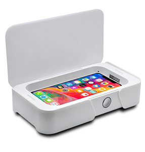 UV Smartphone Sanitizer/Wireless Charger